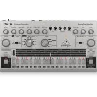 Behringer RD 6 SR Analog Drum Machine Silver