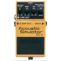 Boss AC 3 Acoustic Simulator PROMO