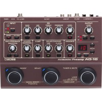 Boss AD 10 Acoustic Preamp
