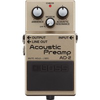 Boss AD 2 Acoustic Preamp