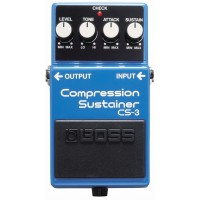 Boss CS 3 Compressor Sustainer