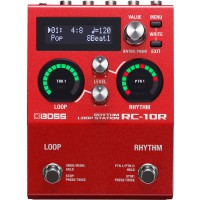 Boss RC 10R Rhythm Loop Station PROMO