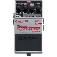 Boss SYB 5 Bass Synthesizer