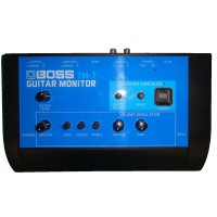 Boss TM 7 Guitar Monitor DEMO