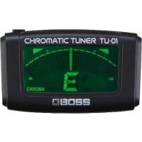 Boss TU 01 Chromatic Tuner