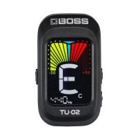 Boss TU 02 Clip On Tuner