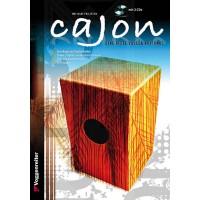 Cajon von Matthias Philipzen   2 CD