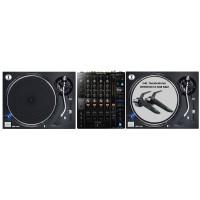 Club Pro Set IIa  DJM 750MK2   2x SL 1210 GR