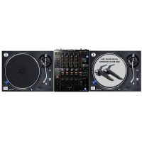 Club Pro Set IVa  DJM 900NXS2   2x SL 1210 GR