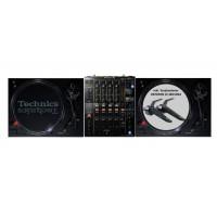 Club Pro Set IVb  DJM 900NXS2   2x SL 1210 MK7