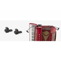 DPA d vote CORE 4099 A Accordeon Stereo Set