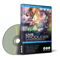 DVD Ableton Live Producer Strategies Vol  1