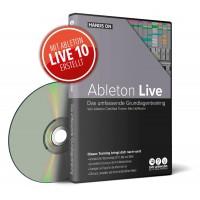 DVD Hands On Ableton Live Grundlagentraining