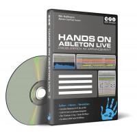 DVD Hands On Ableton Live Vol  2 Arrangement