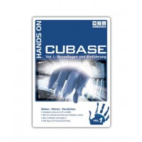 DVD Hands On Cubase Vol  1 Ausgabe 2011