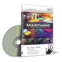 DVD Hands on NI Maschine