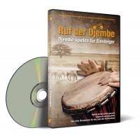DVD Ruf der Djembe   Djembe spielen f    r Einsteiger
