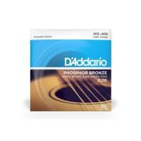 D Addario EJ16 3D Ac  Phosp  Bronze  012  053 3er