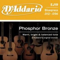 D Addario EJ19 Ac  Phosphor Bronze  012    056
