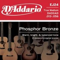 D Addario EJ24 Ac  Phosphor Bronze  013   0 56