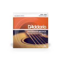 D Addario EJ42 Phosphor Bronze Wound  016    056
