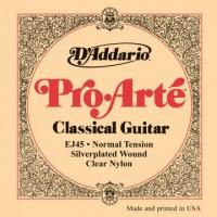 D Addario EJ45 Pro Arte Classic Normal