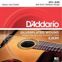 D Addario EJ83M Ac  Gypsy Jazz  011  045