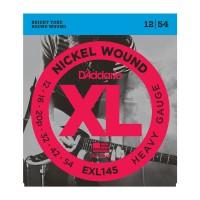 D Addario EXL145 Nickel Round Wound  012    054