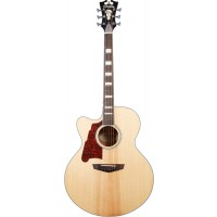 D Angelico Premier Acoustic Madison Natural left h