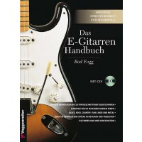 Das E Gitarren Handbuch von Rod Fogg