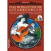 Das romantische Gitarrenbuch   CD