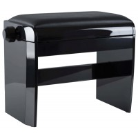 Dexibell Klavierbank schwarz hochglanzpoliert