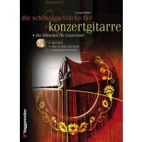 Die sch    nsten St    cke f    r Konzertgitarre   2 CDs