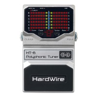 Digitech Hardwire HT6 Polyphonic Tuner