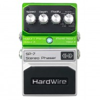 Digitech Hardwire SP 7 Stereo Phaser