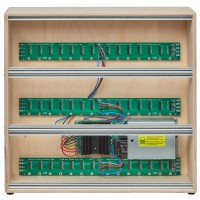 Doepfer A 100LC9 Low Cost Geh    use 9 HE  PSU3