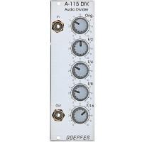Doepfer A 115 Audio Divider