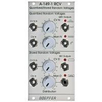 Doepfer A 149 1 Quantized  Stored Rnd Voltages