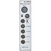 Doepfer A 190 2 Low Cost Midi to CV Gate Interface