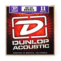 Dunlop DAB1152  011  052 Bronze Medium Light