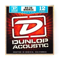 Dunlop DAB1254  012  054 Bronze Light