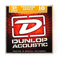 Dunlop DAP1048  010  048 Ph  Bronze Extra Light