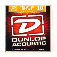 Dunlop DAP1048  010  048 Ph  Bronze Extra Light