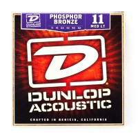 Dunlop DAP1152  011  052 Ph  Bronze Medium Light