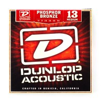 Dunlop DAP1356  013  056 Ph  Bronze Medium