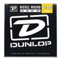 Dunlop DBN40100  040    100 Longscale Nickel Pl