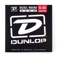 Dunlop DBN45105  045    105 Longscale Nickel Pl
