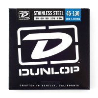 Dunlop DBS45130  045    130 Longscale Stainless