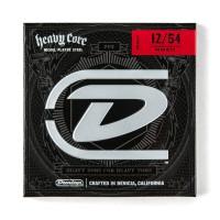 Dunlop DHCN1254  012    054 Heavy Core Nickel Pl