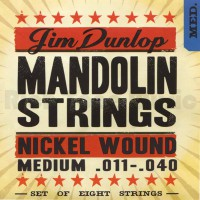 Dunlop DMN1140 Mandoline 8 St   011    040 Nickel